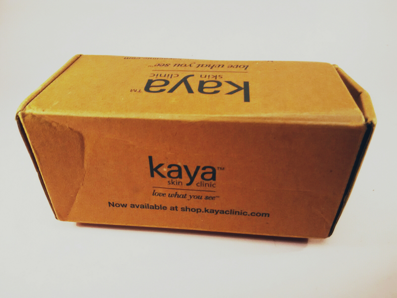 Kaya Eye Serum Review