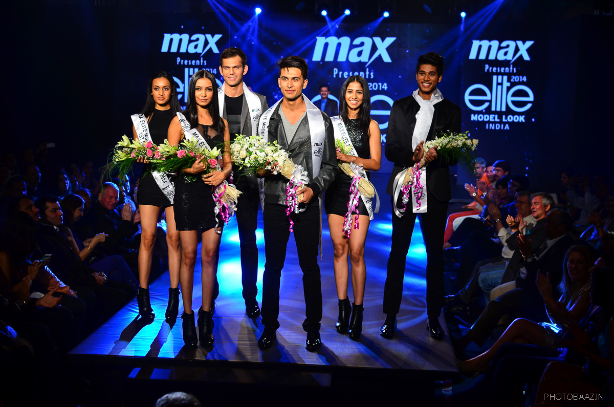 Supermodels In The Making: Elite Model Look India 2014 Winners Announced