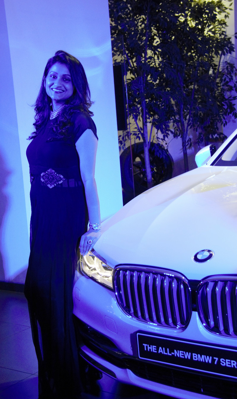 BMW Festival with fashion designer Suneet Verma