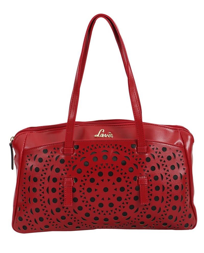 cutwork handbag