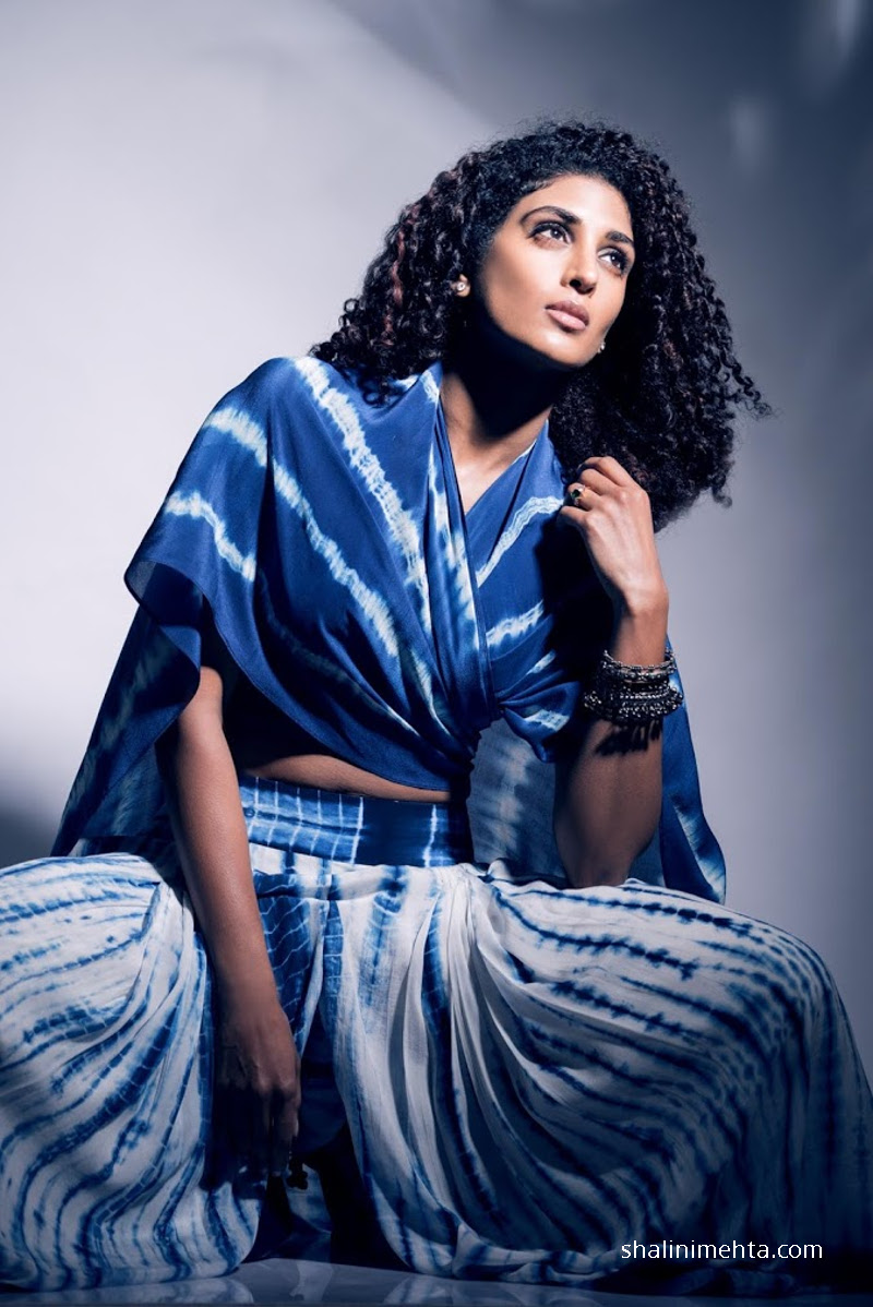 Shalini Mehta fashion stylist styles latest campaign shoot