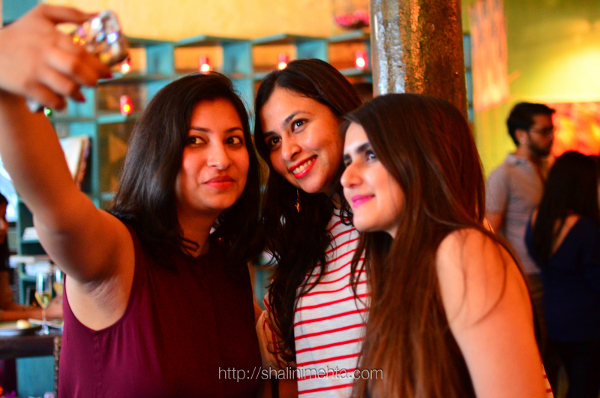 High Tea at Good Earth for Mumbai's best fashion bloggers