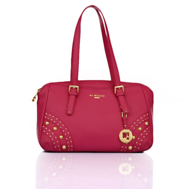 Da Milano hot pink bag