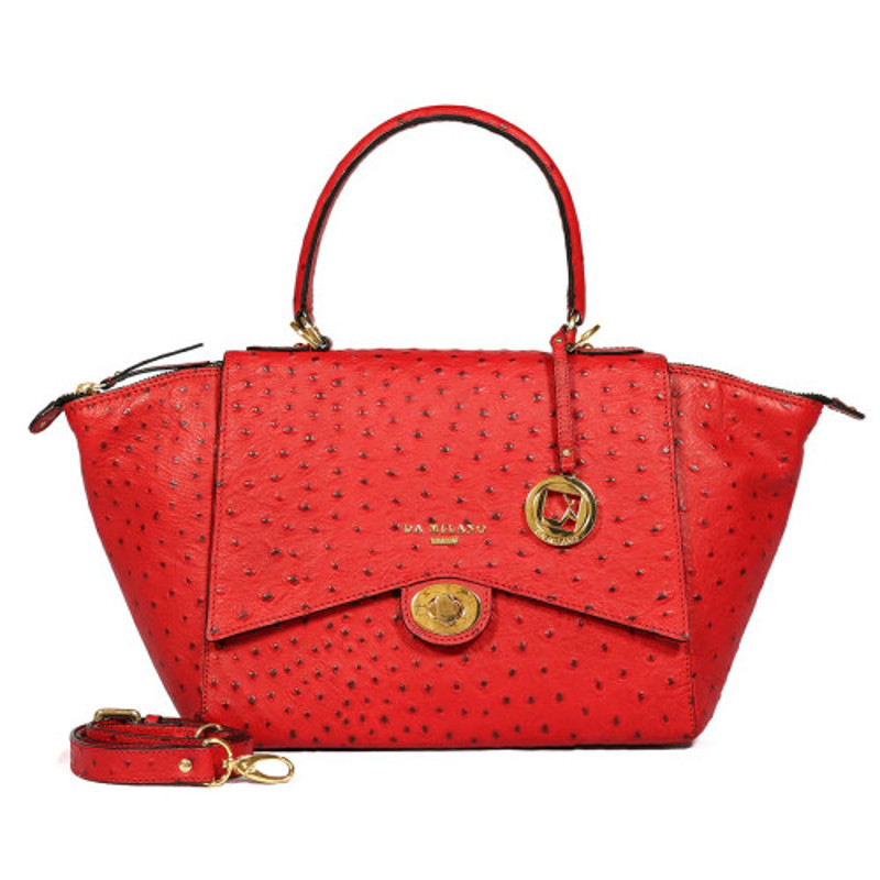 Da Milano red bag