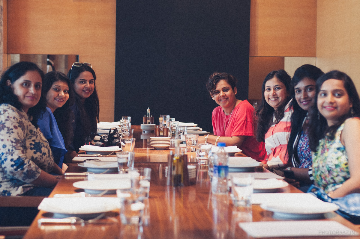 Shalini Mehta at the Fashion Bloggers meet organized by Jabong.com