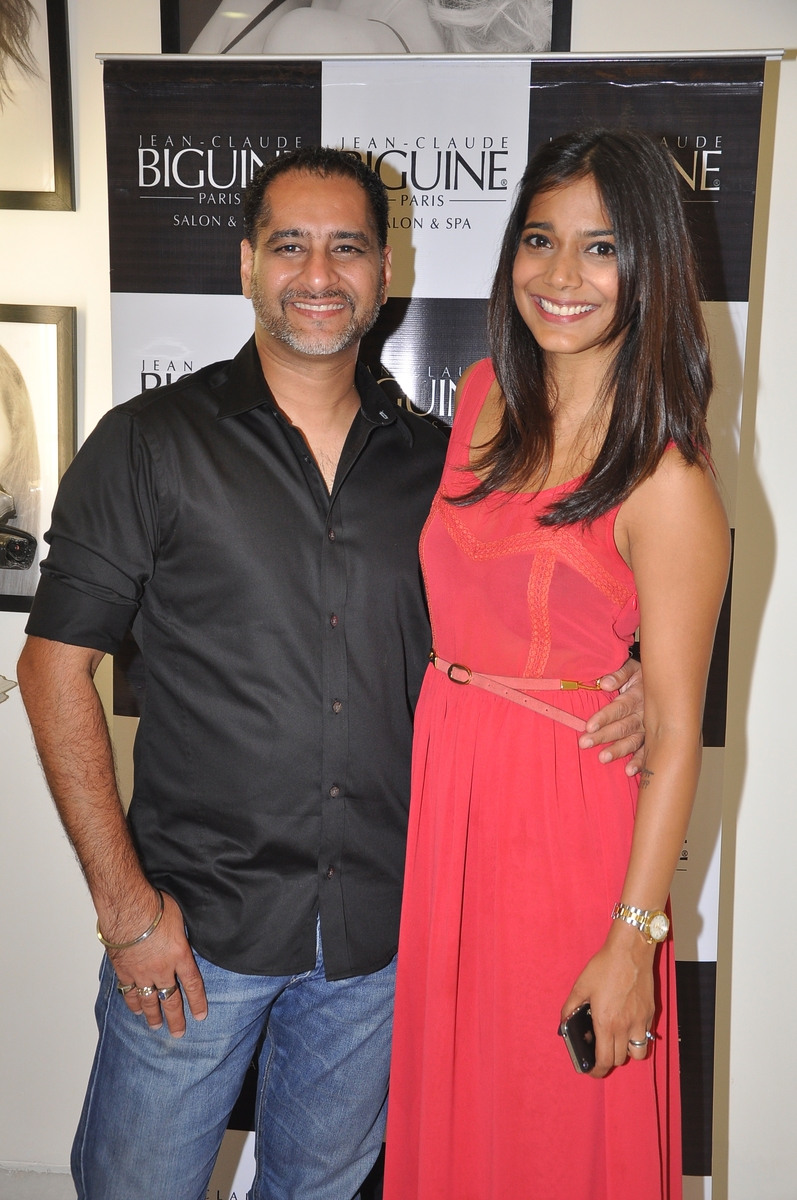 Vikram Bawa and Juhi Pande