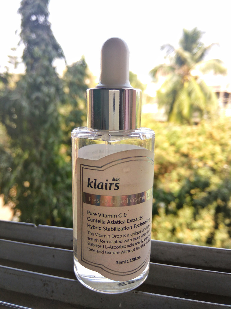 Klairs Vitamin C Serum Review