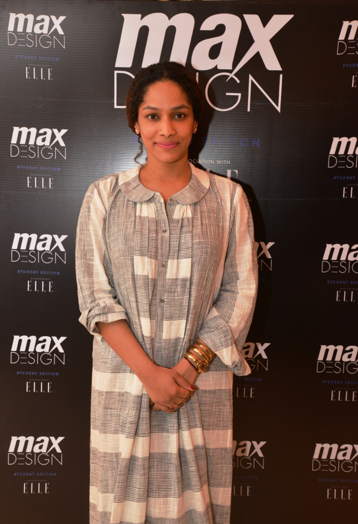Masaba Gupta for MAX Design Awards