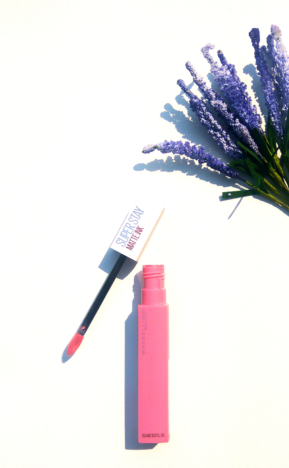 Maybelline New York Superstay Matte Ink Liquid Lipstick Review