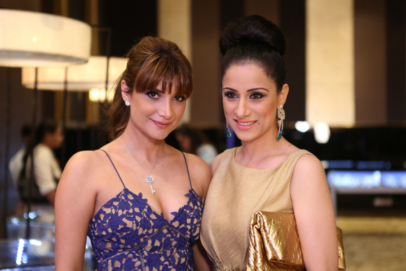 Michelle Poonawalla, Rouble Nagi at the Grand Jury Meet of the 11th Annual Gemfields and Nazraana Retail Jeweller India Awards 2015