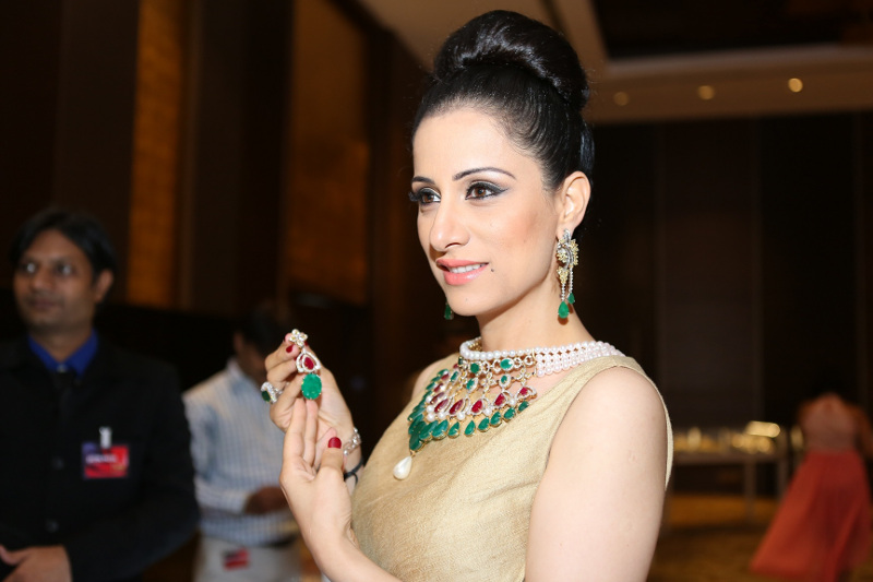Rouble Nagi at the Grand Jury Meet of the 11th Annual Gemfields and Nazraana Retail Jeweller India Awards 2015