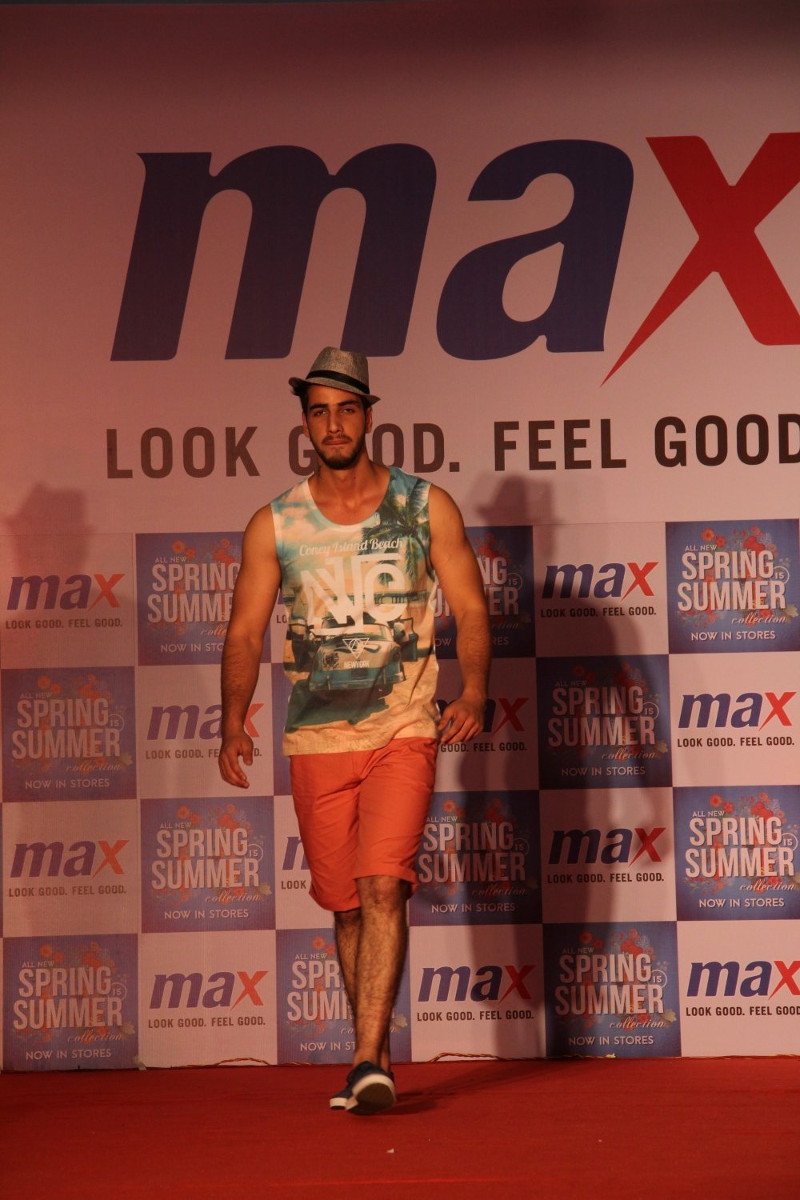 Max unveils Summer'15 Collection