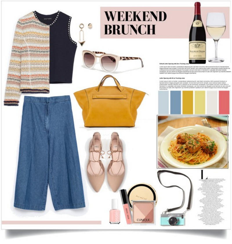 fashion tips for brunch date