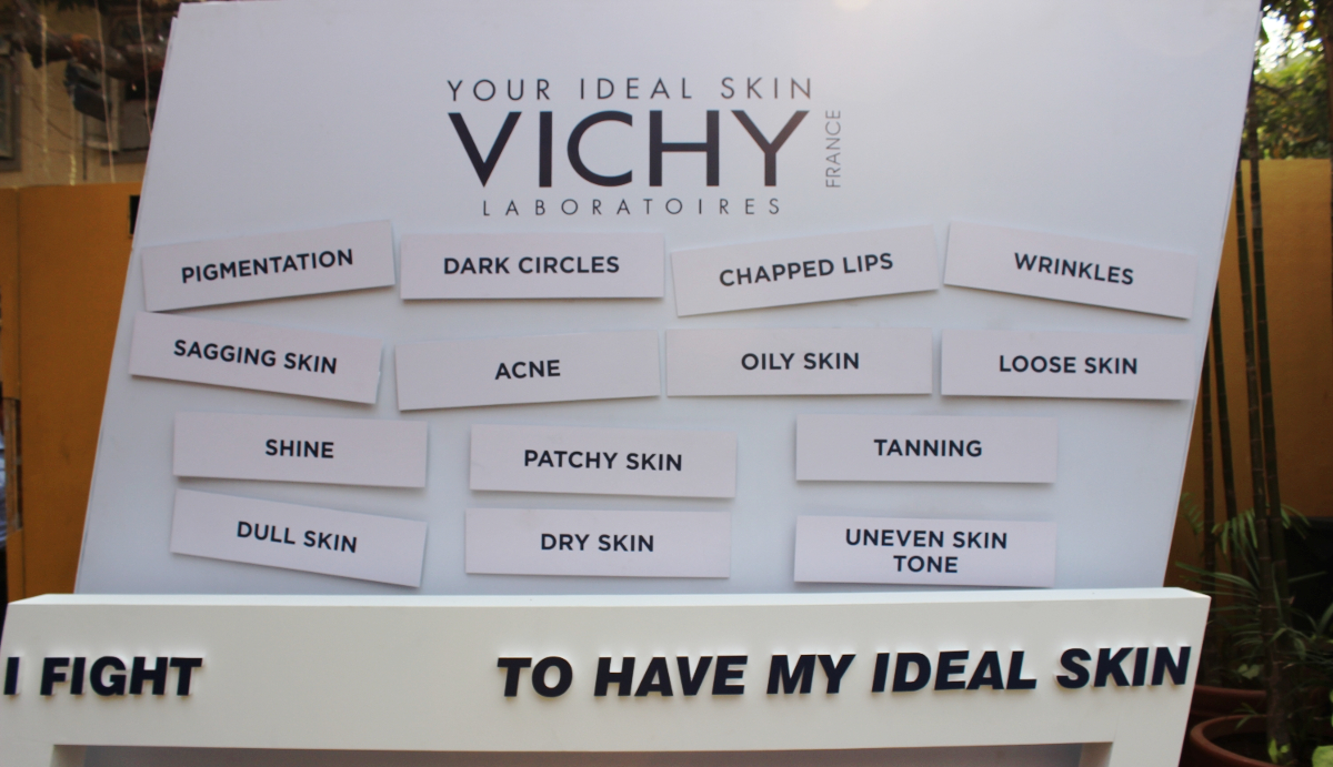 Vichy Beauty Meet 2014