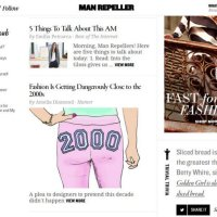 Online Fashion Magazine