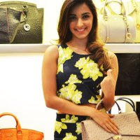 Kiara Advani Launches Da Milano SS'15 Collection