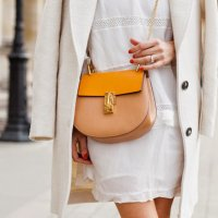 Saddle bag in trend