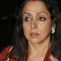 hema malini accident