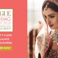 vogue wedding show