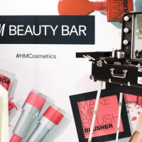 H&M Beauty Station