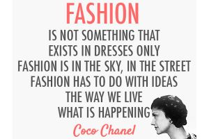 There is fashion for everyone
