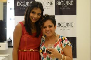 VJ Juhi Pandey Book Launch at Biguine, Mumbai