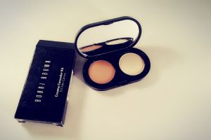 Bobbi Brown creamy concealer review