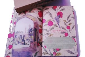 Farah Baksh Design Journal from Good Earth