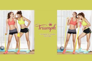Triumph Triaction Sports Bra