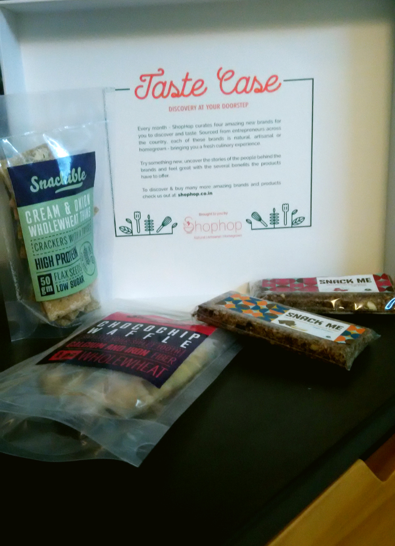 Taste Case By Shophop