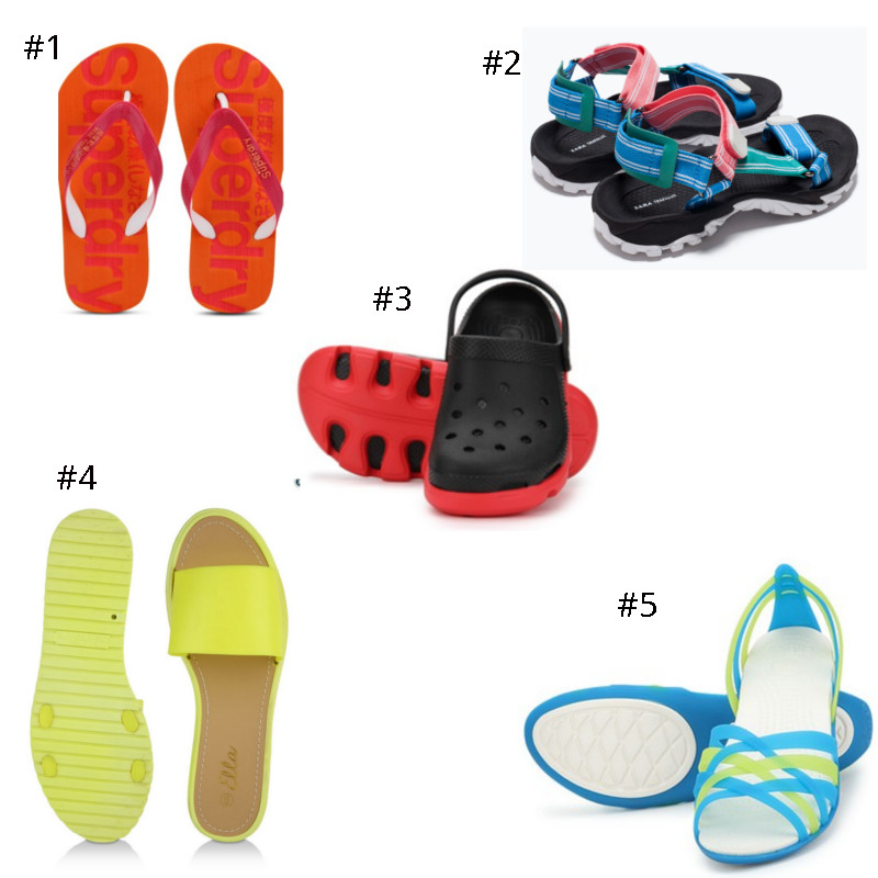 shoes for monsoon