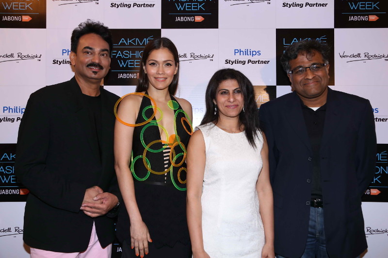 Philips introduces 'Popology', a special collection by Wendell Rodricks for LFW 2015