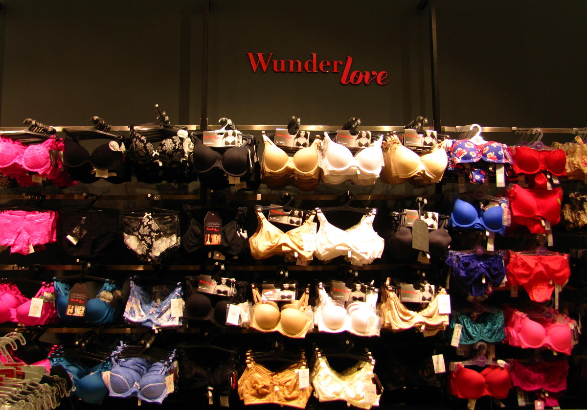 Westside launches Wunderlove lingerie for women